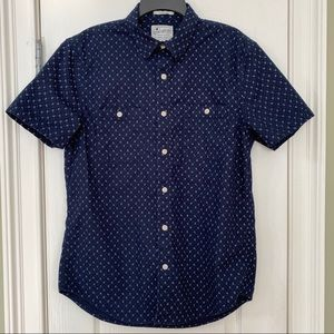 Lucky Brand Saturday Stretch Classic Fit Shirt